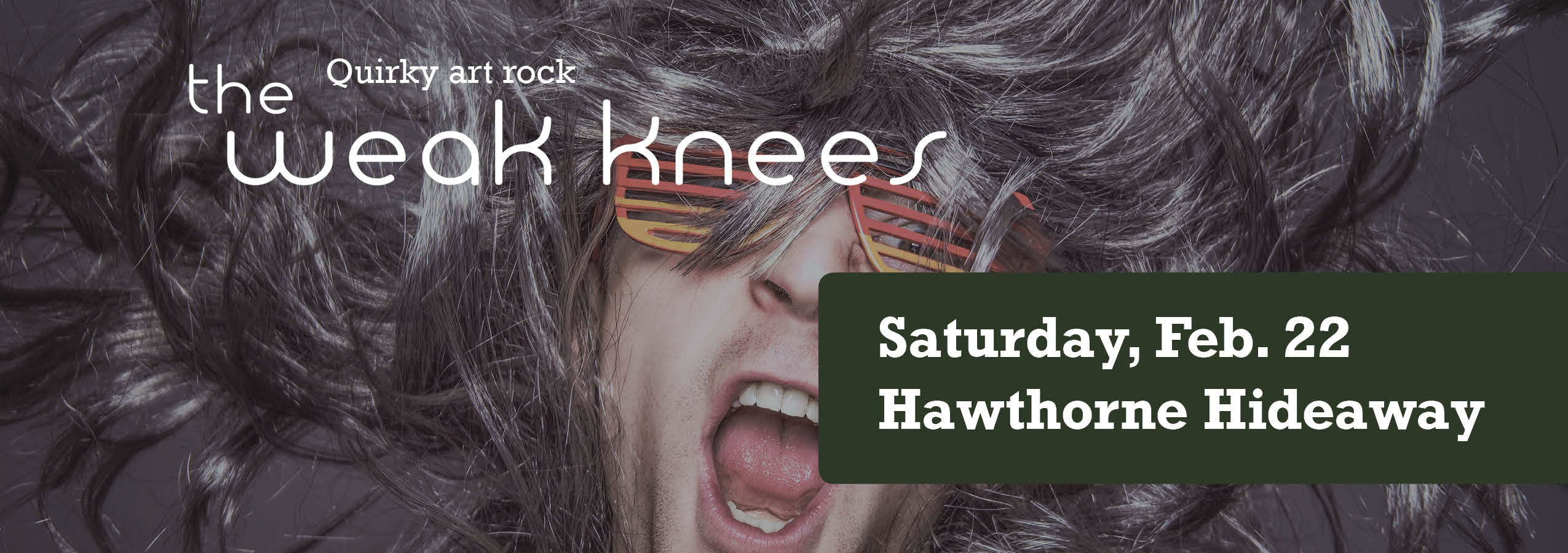 Weak Knees show facebook Feb 22 20200